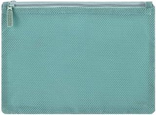 حقيبة تخزين بسحاب مزدوج من MINISO Minigo2.0 حقيبة سفر كبيرة منظمة (أخضر)