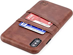 Best leather iphone xs max case with card holder Reviews