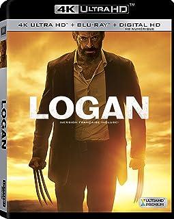 Logan (Bilingual) [4K Blu-ray + Digital Copy]