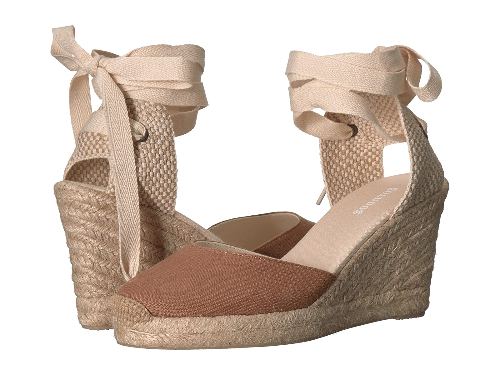 Soludos Tall Wedge 90mmAtmospheric grades have affordable shoes