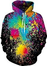color splash hoodie