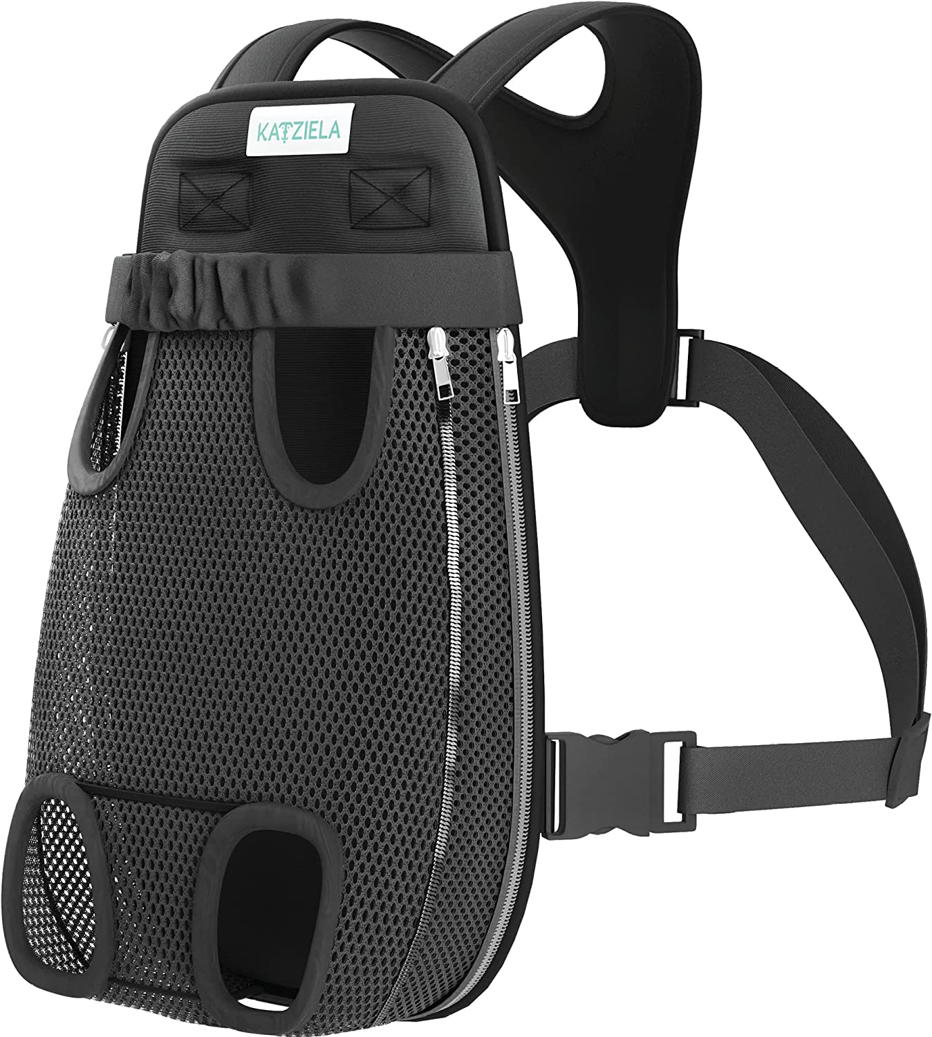 Dog Carrier Front Pack - B and Cat Topics on TV Pet Puppy Safety and trust