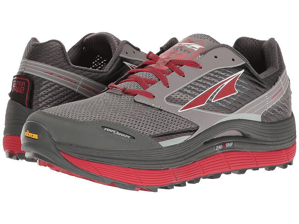 Altra Footwear Olympus 2.5 (Black/Red) Men