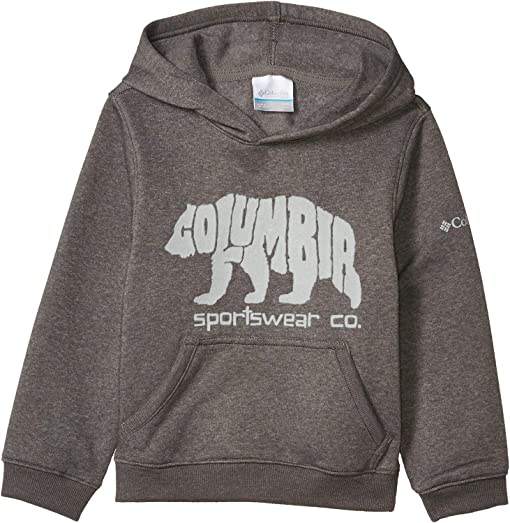 Charcoal Heather Columbia Bear