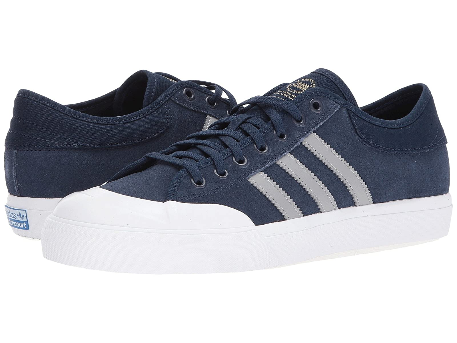 adidas Skateboarding MatchcourtStylish and characteristic shoes
