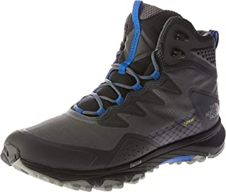 The North Face Men's Utra Fp Iii Md GTX, Shoes, Dkshdwgy/Trksea