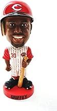 Cincinatti Reds rare Ken Griffey Jr #30 official MLB Knucklehead Bobble Head in origional Box