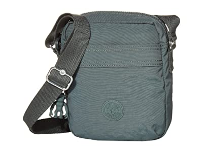 Kipling Hisa Crossbody Bag (Light Aloe) Handbags