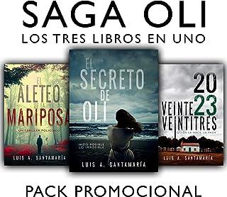 PACK PROMO Saga Oli: El secreto de Oli + El aleteo de la mar