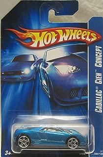 Hot Wheels 2007 All Stars Cadillac Cien Concept 86/156 Die Cast Car