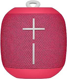 Ultimate Ears WONDERBOOM Super Portable Waterproof Bluetooth Speaker - Raspberry