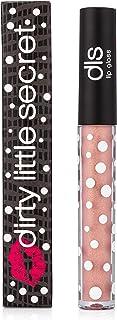 Dirty Little Secret Lip Gloss - for Fuller Tinted Lips - Skin-Safe, Non-Sticky, Zero-Gluten Formula - Glossier Colors, Lon...