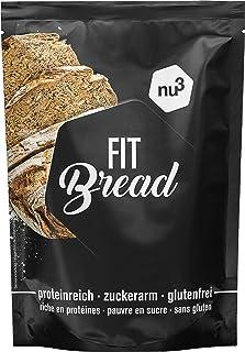 nu3 Fit Bread - 230 g de harina para pan integral con prote