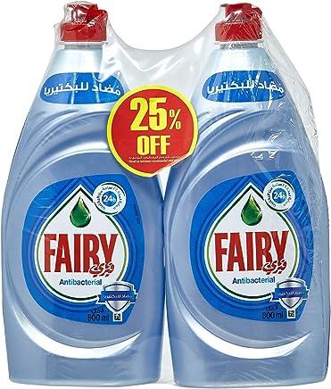 Fairy Antibacterial - 2 x 800 ml