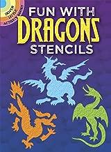 Fun With Dragons Stencils (Dover Stencils)