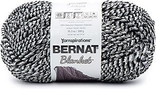 Bernat Yarn Blanket, Inkwell, 300g