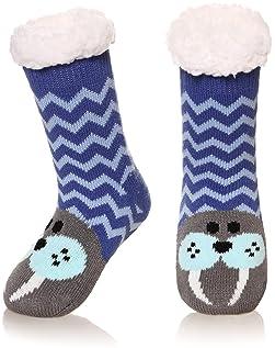 STITCH MARIO BNWT PRIMARK KIDS BOYS GIRLS SLIPPER SOCKS // FOOTLETS FROZEN