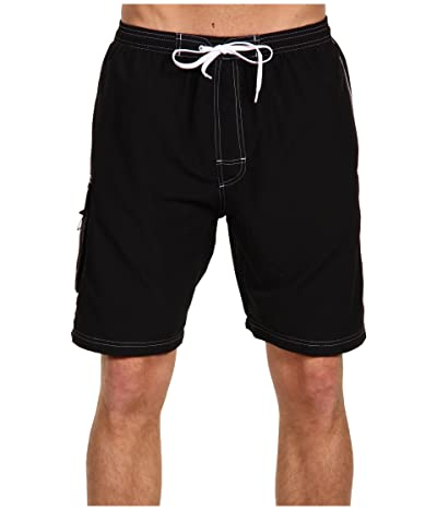 TYR Challenger Trunk (Black) Men