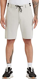 Iconic Men's 2300307 SYLVESTER Relaxed Knitted Shorts, Grey