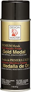 Design Master 231 11 oz Metallic Spray, Gold