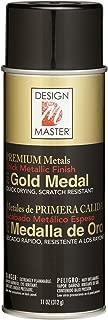 Design Master 231 11 oz Metallic Spray, Gold