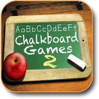 JANES Chalkboard Games 2