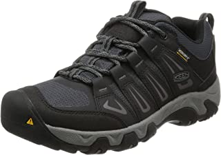 KEEN Men's Oakridge Wp Hiking Shoe