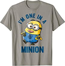Despicable Me Minions Dave One In A Minion Graphic T-Shirt