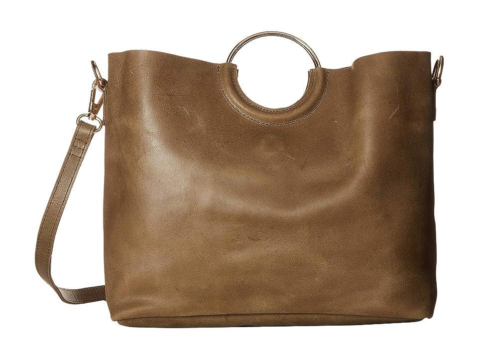 ABLE Fozi Handbag (Olive) Handbags