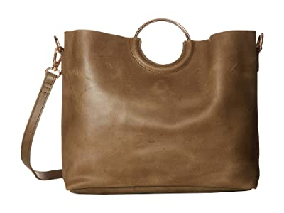 ABLE Fozi Handbag (Olive) Handbags