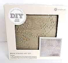 Jilllibean Soup Hampton Art Deer String Art Kit DIY JBS Design Yarn Crafts