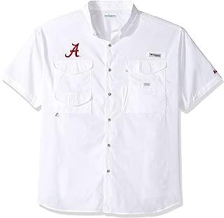 NCAA Mens Big & Tall Collegiate Bonehead Short Sleeve Shirt