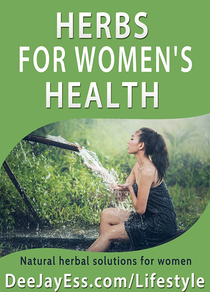 Herbs For Women's Health (English Edition)