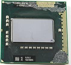 Intel Core i7-820QM SLBLX Mobile CPU Processor Socket G1 PGA988 1.73Ghz 8MB 2.5 GT/s