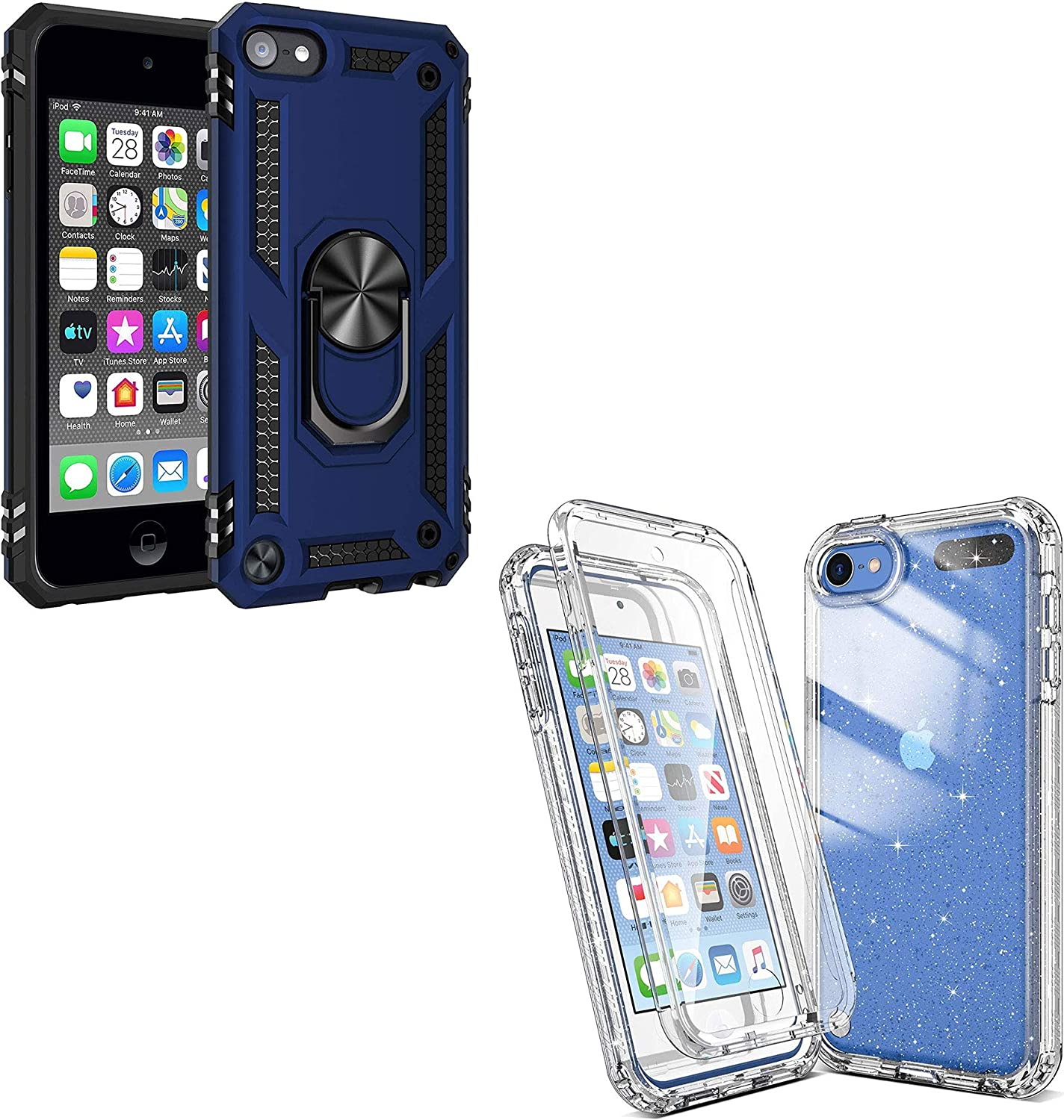 Kickstand Case+Build in Fees free!! Screen Protector Case with Max 46% OFF iP Compatible