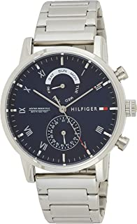 Tommy Hilfiger Men's Analogue Quartz Watch with Stainless Steel Strap 1710401