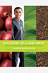 Discovery Of A Continent - Foods, Flavors, And Inspirations From Africa Paperback
