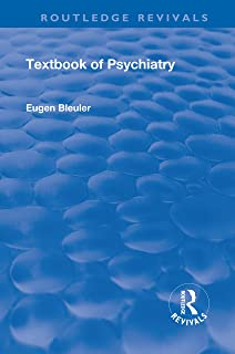 Revival: Textbook of Psychiatry (1924) (Routledge Revivals)