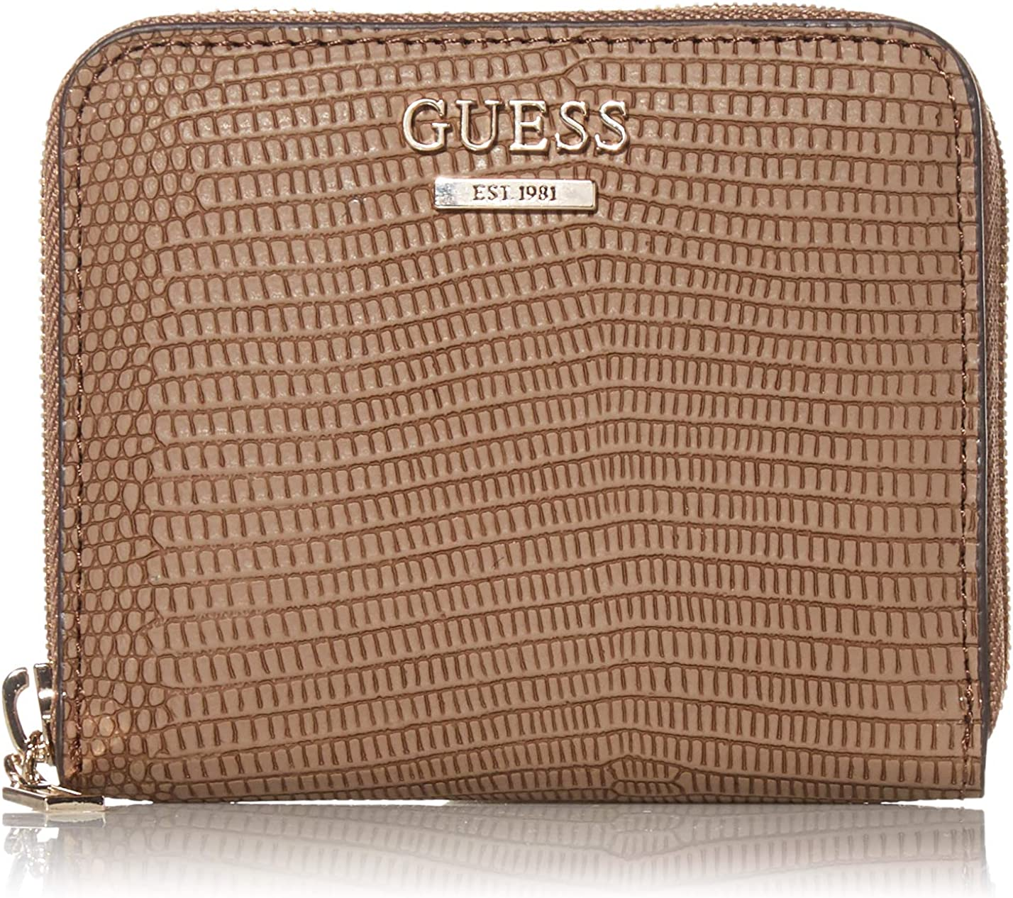 GUESS Women's OFFicial store Lyndi favorite Small Wallet Zip Around