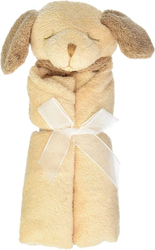 Angel Dear Blankie Brown Puppy 10 2 X 10 2 X 0 2 Inch