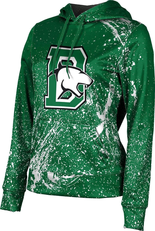 ProSphere Derby High School Girls' Pullover Hoodie, School Spirit Sweatshirt (Splatter)