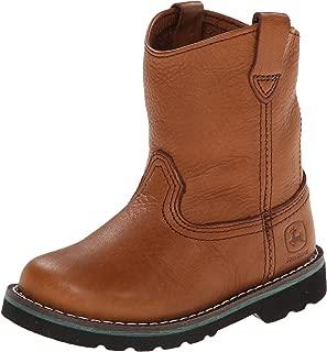 John Deere 1213 Western Boot (Toddler)