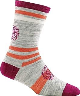 Darn Tough Dahlia Crew Light Socks - Women's