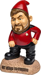 Star Trek Riker Gnome Statue