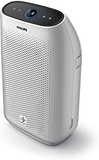 Philips Air Purifier 1000i, WiFi Enabled, True HEPA, Reduces Allergens, Pollen, Dust Mites, Mold, Pet Dander, Gases and Odors, for Medium Rooms AC1214/41