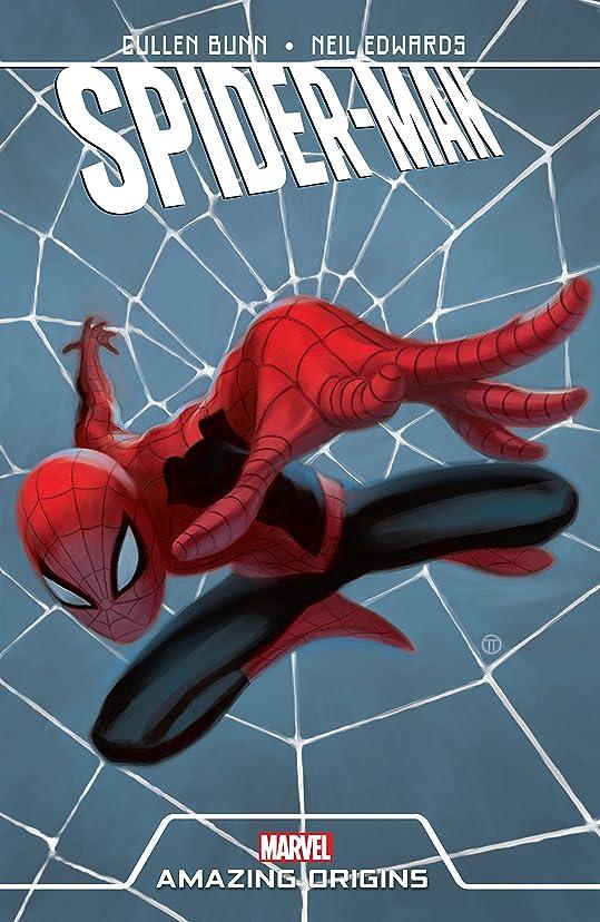受け皿意味のある目を覚ますSpider-Man: Amazing Origins (English Edition)