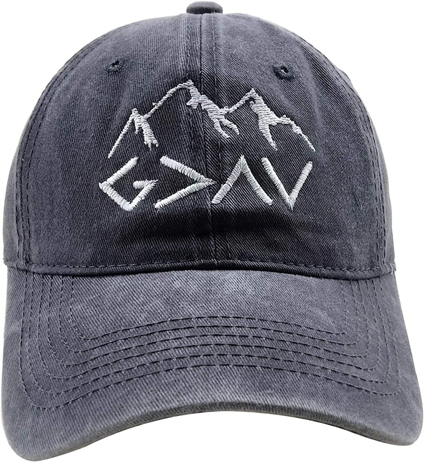 wiuhauhjj Shipping included Embroidered Baseball Cap Denim Hat Men Tampa Mall Women for Adjus