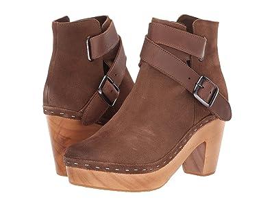 Free People Bungalow Clog Boot (Mushroom) Women