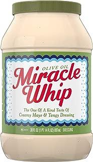 Best kraft miracle whip light dressing Reviews
