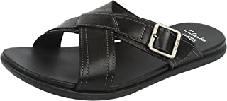 3a632783215d Clarks Isna Slide Brown Sandals for women - Get stylish shoes for ...